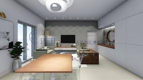 Two-bedroom Apartment of 94m² in Via Caffaro