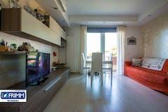 Two-bedroom Apartment of 70m² in Via Calvignano
