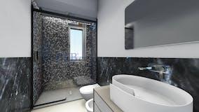 Two-bedroom Apartment of 80m² in Via Cesare Fani