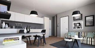 One-bedroom Apartment of 53m² in Via Niccolò Paganini 20