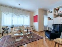 Four-bedroom Apartment of 150m² in Piazza Pio Xi