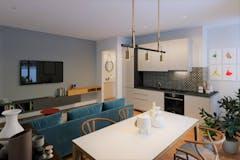 One-bedroom Apartment of 56m² in Via Novara 99