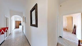 Two-bedroom Apartment of 84m² in Via Galla Placidia