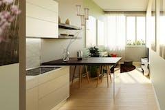 One-bedroom Apartment of 50m² in Via Fioravanti 32