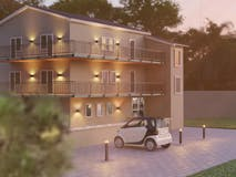 Two-bedroom Apartment of 69m² in Via Salvatore Cognetti De Martiis