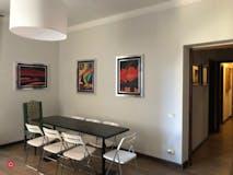 Four-bedroom Apartment of 157m² in Via Palestro 33
