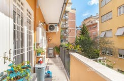 Two-bedroom Apartment of 80m² in Via Adriano Tilgher 41