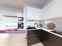 Two-bedroom Apartment of 55m² in Via Luigi Alamanni 35