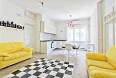 Two-bedroom Apartment of 75m² in Via Dino Penazzato 13