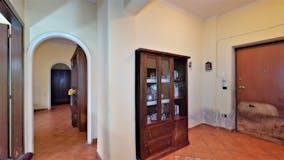 One-bedroom Apartment of 55m² in Via Del Pigneto