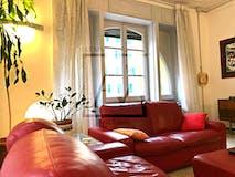 Four-bedroom Apartment of 200m² in Via la Spezia 95