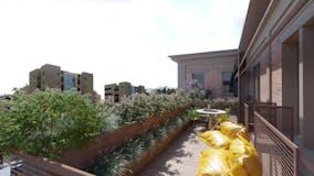 Two-bedroom Apartment of 103m² in Via Del Triumvirato