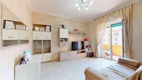 Two-bedroom Apartment of 106m² in Via Prenestina