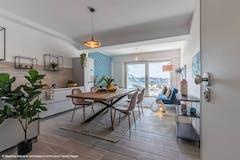Two-bedroom Apartment of 83m² in Via Francesco Negri