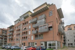 Two-bedroom Apartment of 85m² in Via Quincinetto 33