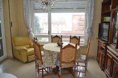 Three-bedroom Apartment of 110m² in Corso Alessandro Tassoni