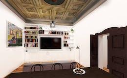 Three-bedroom Apartment of 140m² in Via Barberia