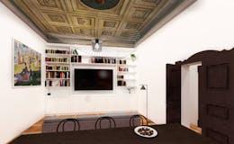 Plurilocale di 140m² in Via Barberia 11