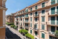 One-bedroom Apartment of 60m² in Via Nizza 128