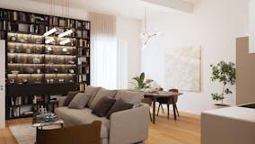 One-bedroom Apartment of 75m² in Via Saragozza