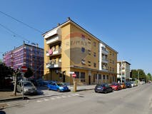 Two-bedroom Apartment of 85m² in Via Domenico Biancolelli 18
