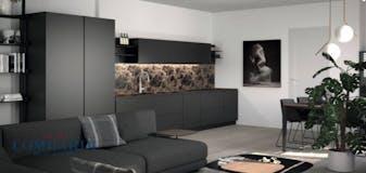 One-bedroom Apartment of 62m² in Via Rosolino Pilo