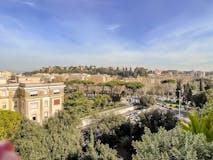 Attic of 220m² in Via Marcello Prestinari 9