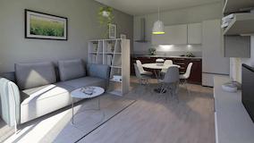 One-bedroom Apartment of 62m² in Via Domenico Cimarosa 24