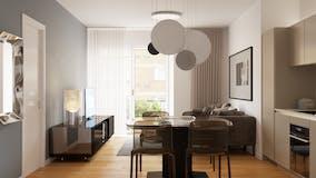 One-bedroom Apartment of 50m² in Via Antonio Locatelli 12