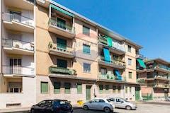 Bilocale di 60m² in Via Gubbio 101