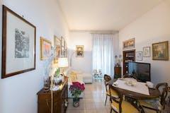Three-bedroom Apartment of 138m² in Via Del Monte Oppio