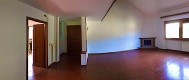 Attico di 160m² in Via Faentina