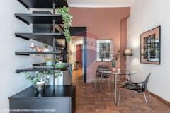 One-bedroom Apartment of 78m² in Via della Lungaretta