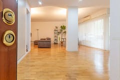 Three-bedroom Apartment of 140m² in Via Colli Della Serpentara  15