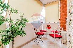 Three-bedroom Apartment of 110m² in Via Ottaviano di Montecelio 7