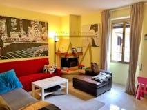 Two-bedroom Apartment of 111m² in Via Muzio Scevola 51