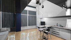 One-bedroom Loft of 50m² in Via Dei Tulipani