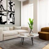 One-bedroom Apartment of 60m² in Galleria Passarella