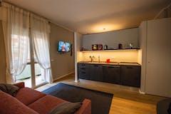 One-bedroom Apartment of 40m² in Via Vincenzo Giordano Orsini 6
