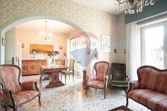 Three-bedroom Apartment of 143m² in Via Di Torrevecchia 135