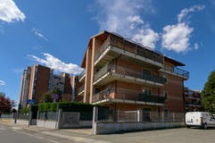 Two-bedroom Apartment of 115m² in Via Olevano 109