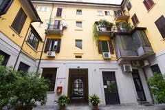 Monolocale di 40m² in Via Della Commenda 33