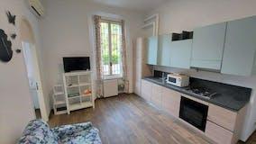 One-bedroom Apartment of 50m² in Via Della Chiesa Rossa 109