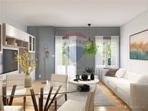 Two-bedroom Apartment of 80m² in Via del Risaro