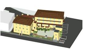 One-bedroom Apartment of 46m² in Via Faentina