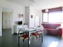 One-bedroom Apartment of 55m² in Viale Palmiro Togliatti