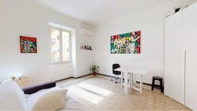 One-bedroom Apartment of 55m² in Via Della Marranella
