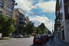 Two-bedroom Apartment of 85m² in Via Gallarate 46