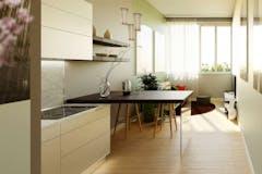One-bedroom Apartment of 51m² in Via Fioravanti 32