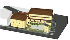 Quadrilocale di 102m² in Via Faentina